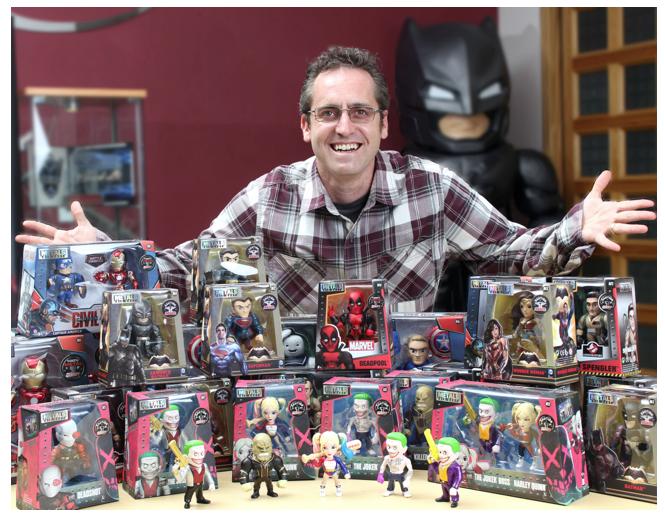 "Jada Toys Hires Scott ""Toy Guru"" Neitlich As Vice President Of Marketing, Metals Toy Line"