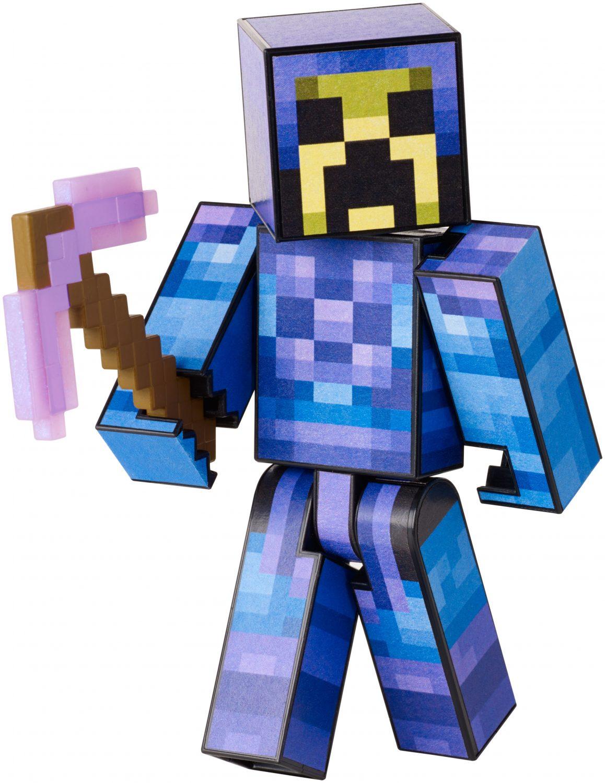 Mattycollector SDCC 2016 Minecraft With MOTU Skins Update
