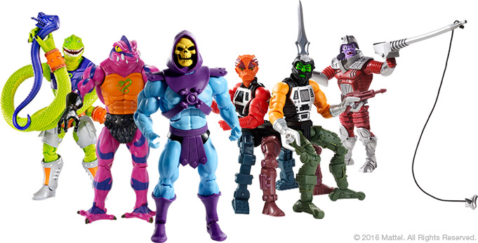 Mattycollector June 2016 Sale Announced – Filmation Skeletor & More