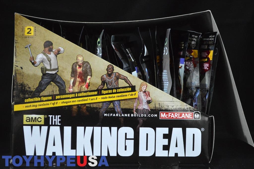 Giveaway Contest – McFarlane Toys The Walking Dead Series 2 Blind Bag Figures Case Assortment