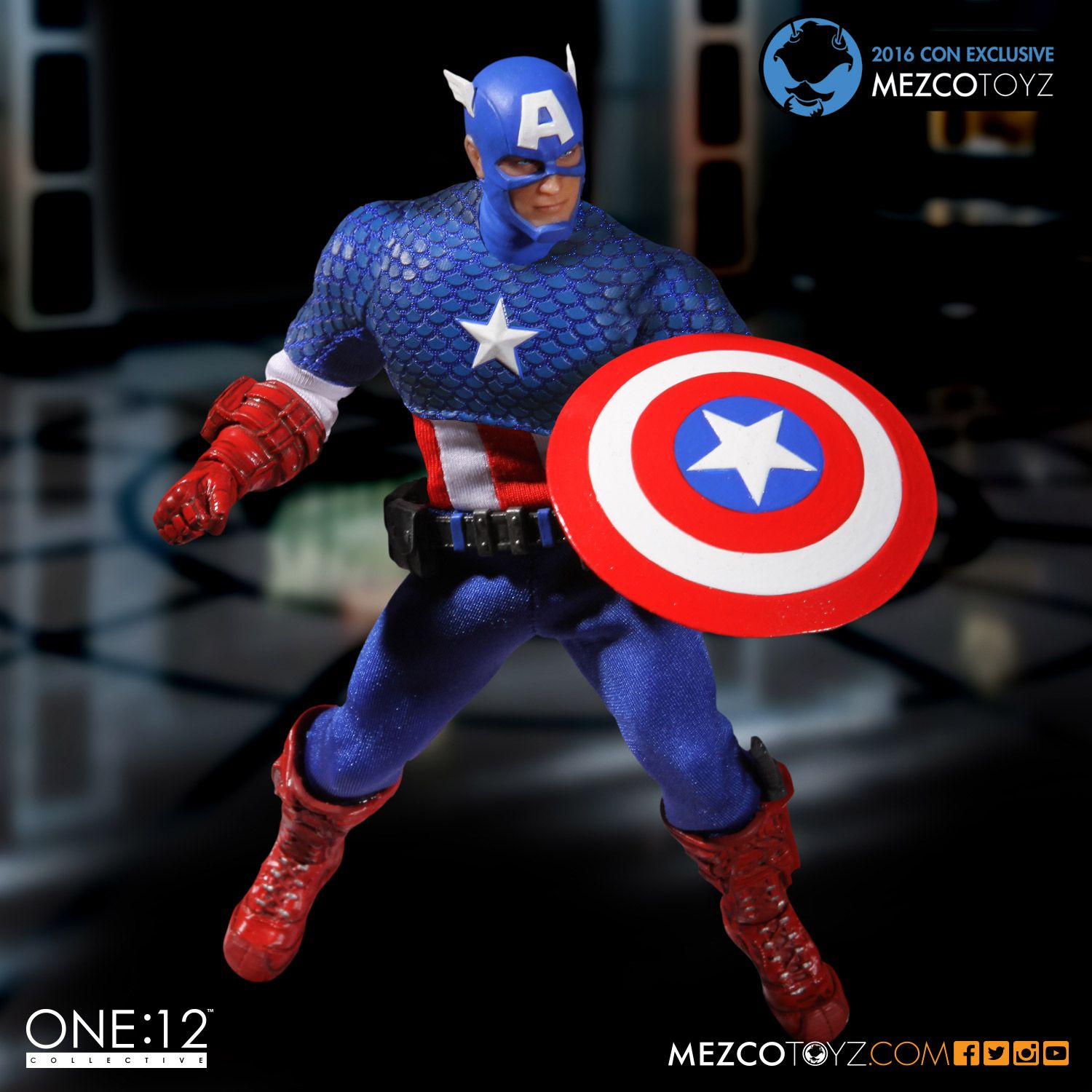 Mezco SDCC 2016 Exclusives Now Available To Pre-Order
