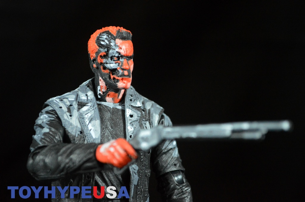 NECA Toys T2 Classic Video Game Appearance T-800 Review
