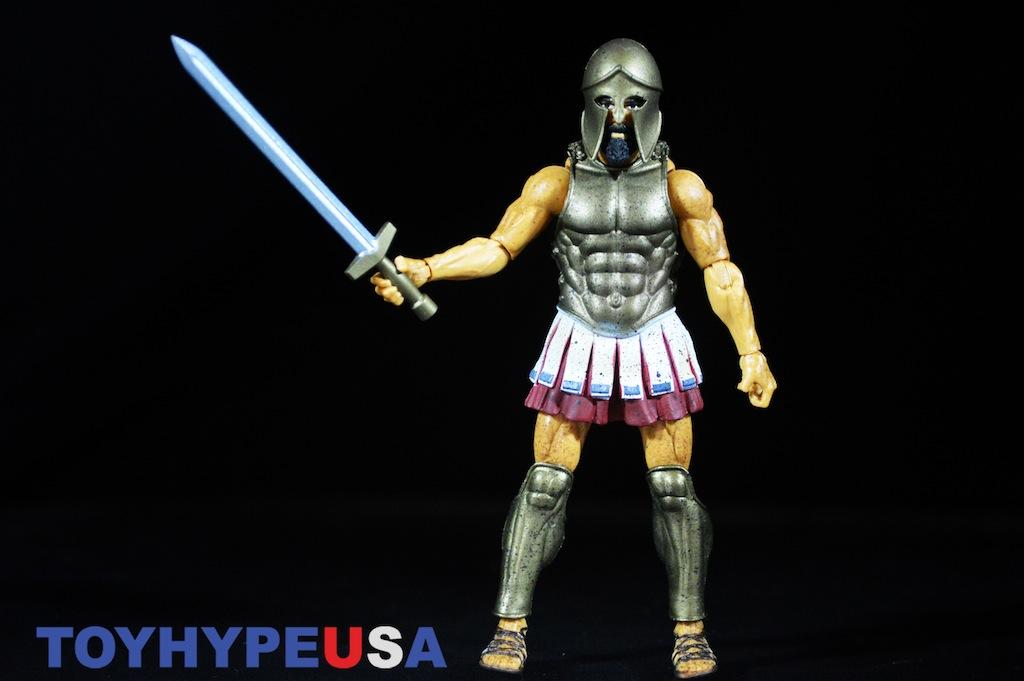 NJCC Exclusive Vitruvian H.A.C.K.S. Ultimate Spartan Review