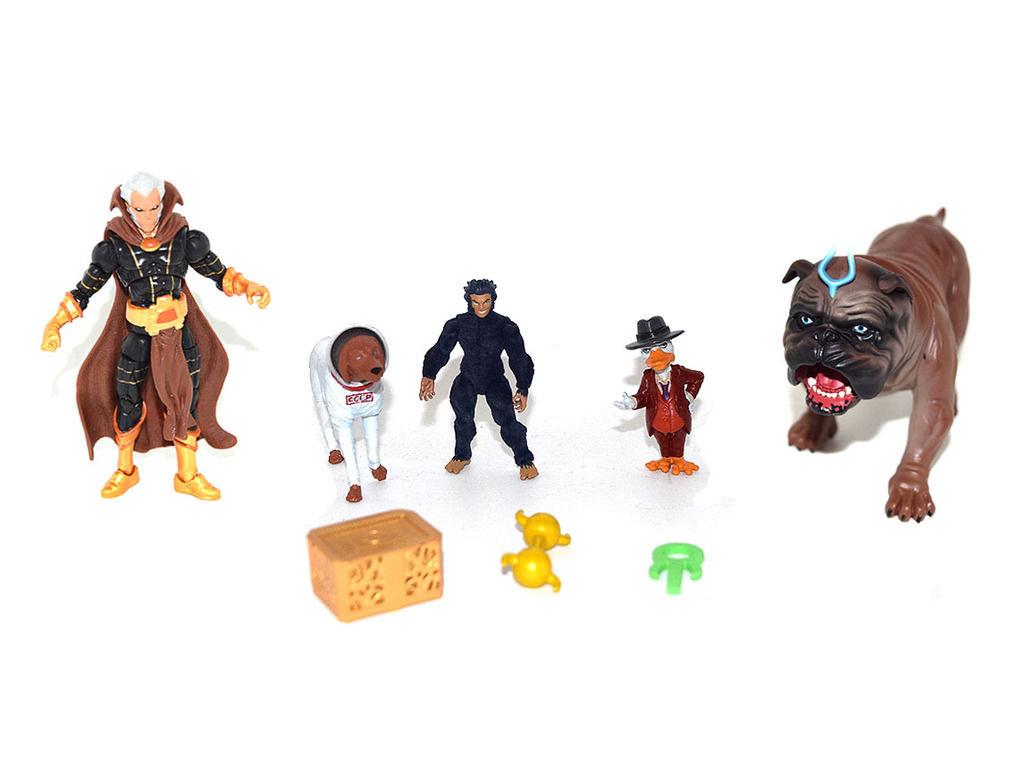 SDCC 2016 Hasbro Marvel Legends 3.75″ Scale Collectors Vault
