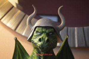 PowerCon 2016 green minicomic Granamyr 11