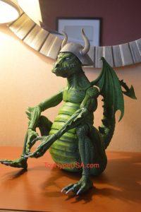 PowerCon 2016 green minicomic Granamyr 13