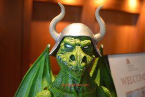 PowerCon 2016 green minicomic Granamyr 17