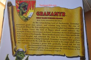 PowerCon 2016 green minicomic Granamyr 5