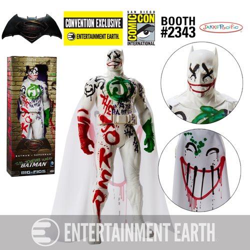 Entertainment Earth Cyber Weekend Sale – Jokers Wild Batman 19″ Big Figs Now $19.99