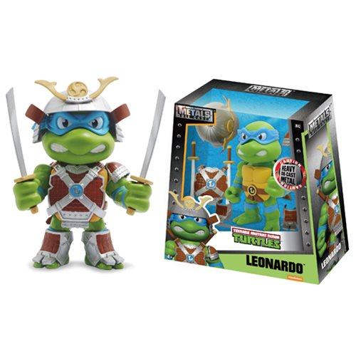Jada Toys Teenage Mutant Ninja Turtles Die-Cast Metal Figures