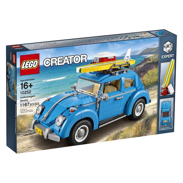 LEGO Creator Volkswagen Beetle In Stock Now On LEGO Shop