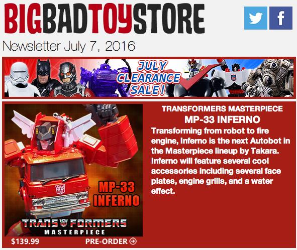 BigBadToyStore Update: Transformers, NBA, Naruto, Frozen, MLP, Dragon Ball, Pokemon, Destiny & More