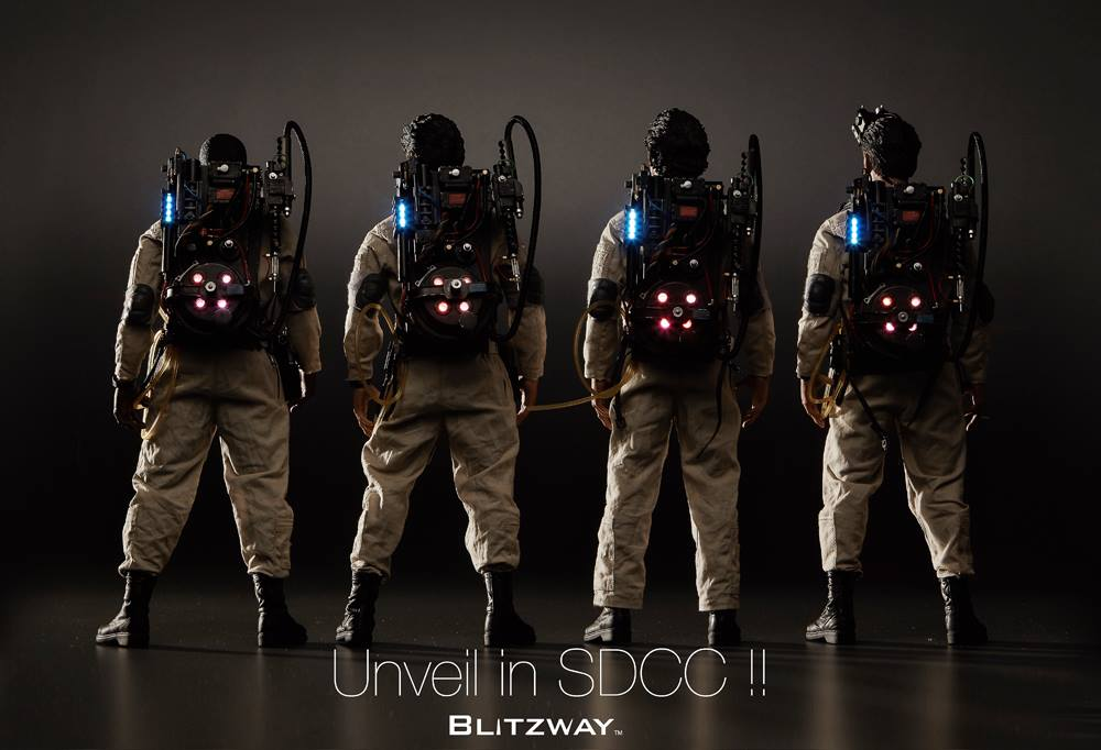 Soldier Story Ghostbusters Sixth Scale Figures To Debut At SDCC 2016