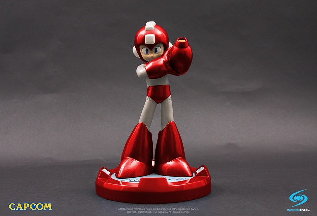 Bluefin Reveals Mega Man Comic-Con Limited Edition Exclusive Products