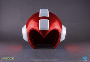 CAPCOM Offical Mega Man Helmet Red