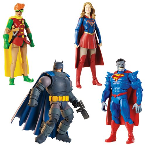 Mattel DC Multiverse 6″ Doomsday Collect & Connect Wave In Stock On Amazon