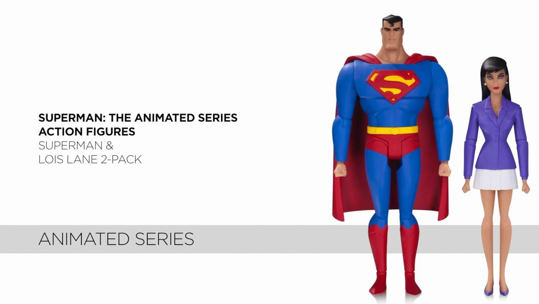 DC Collectibles San Diego Comic-Con 2016 Preview