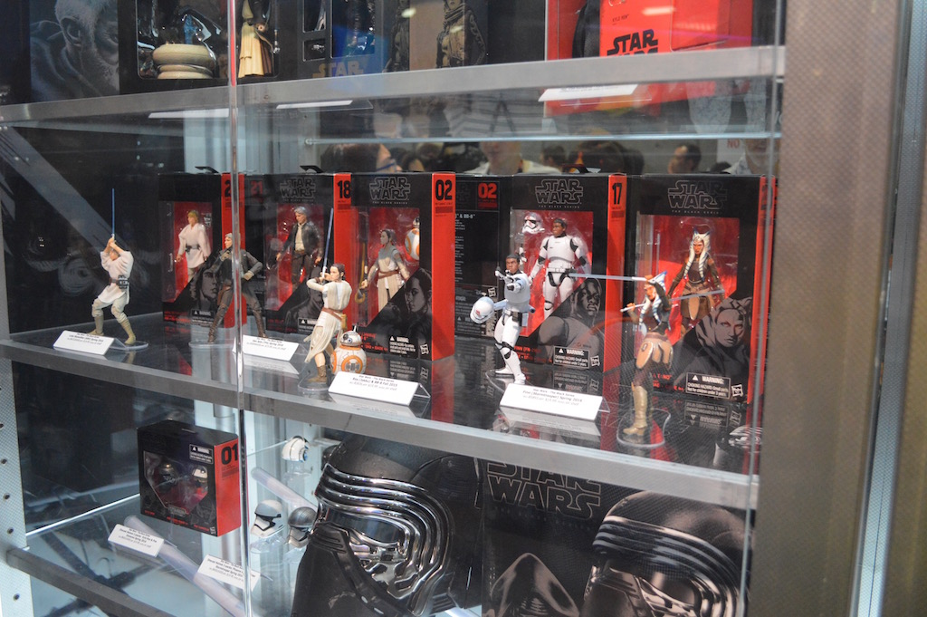 SDCC 2016: Hasbro Preview Night Booth Coverage