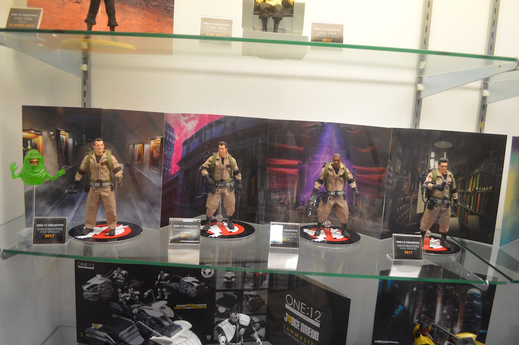 SDCC 2016: Mezco Toyz One:12 Collective Booth Coverage