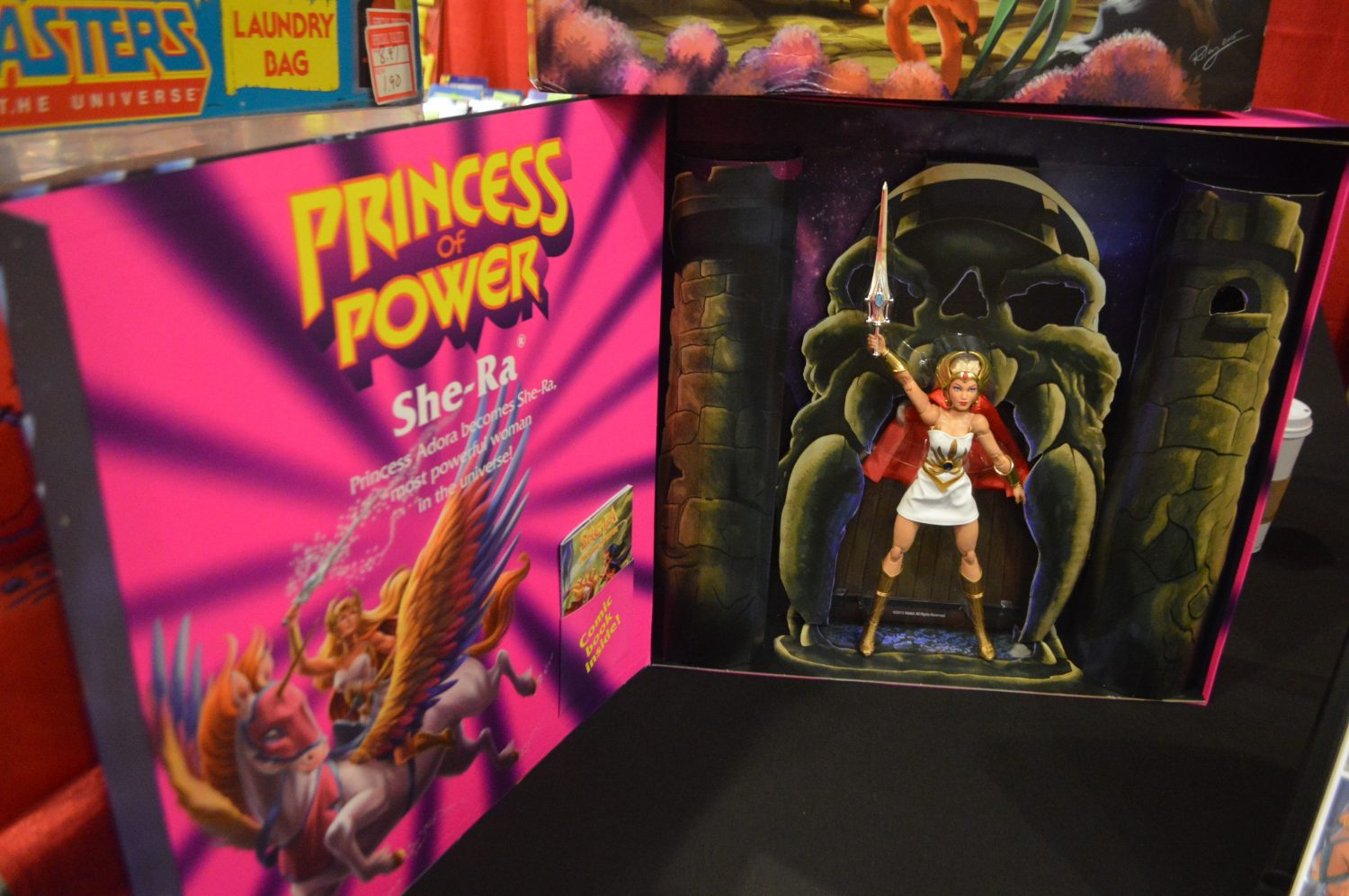 PowerCon 2016 – Mattel, Dealer Room Day 2, No Show From Sideshow & Loyal Subjects