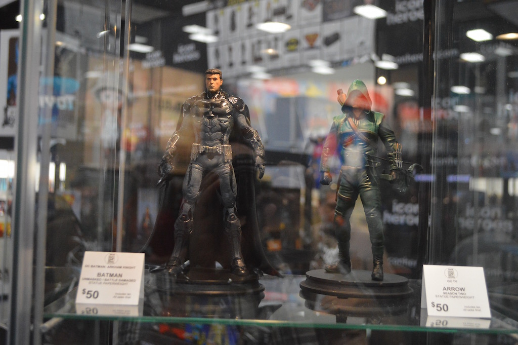 SDCC 2016: Icon Heroes Booth Coverage