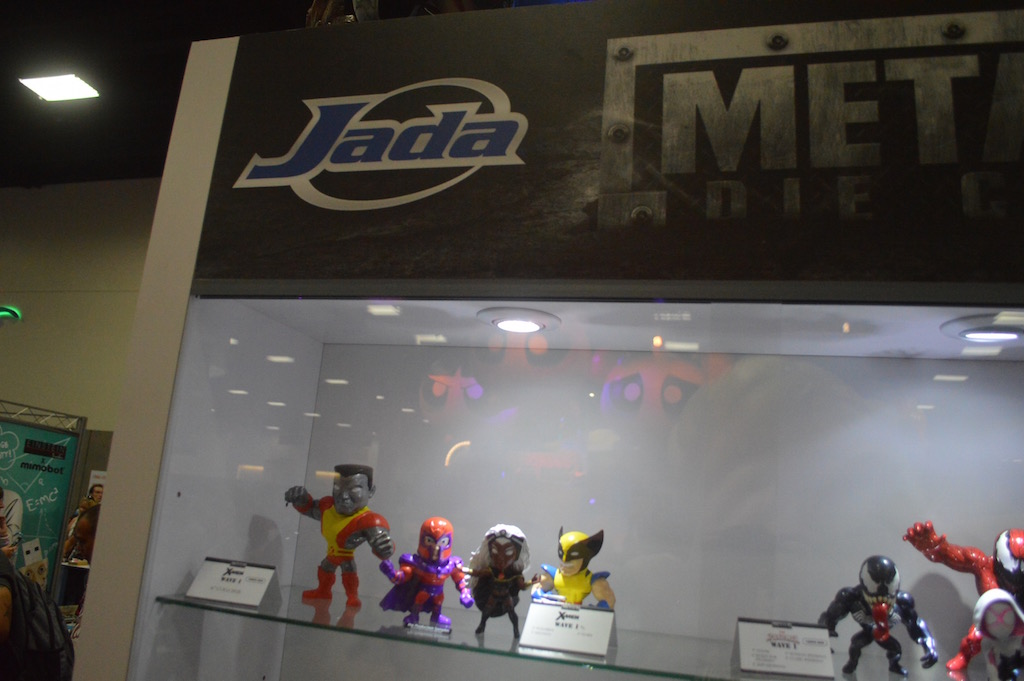 SDCC 2016: Jada Toys Die-Cast Figures Booth Coverage (Update)