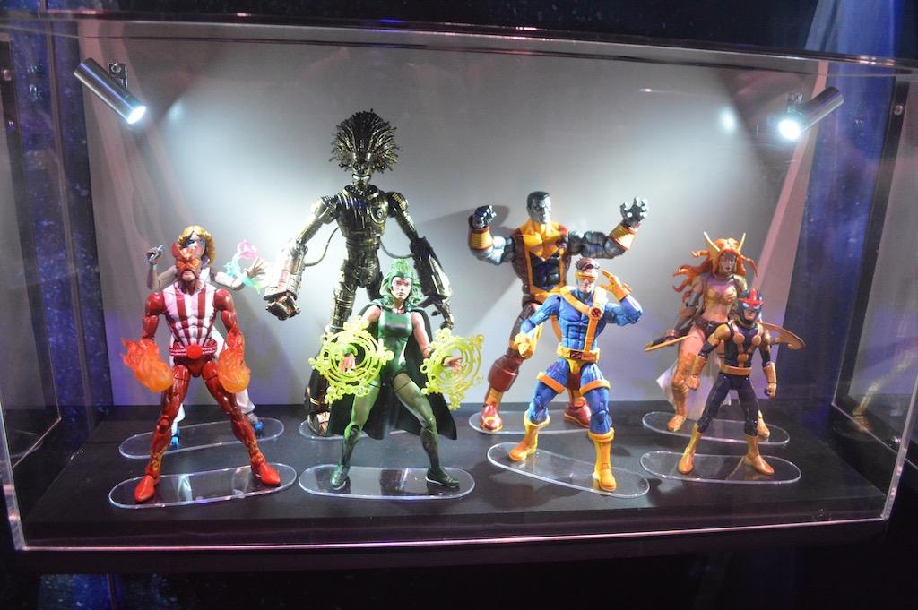 SDCC 2016: Hasbro Marvel Legends Day 4 Reveals (Update)