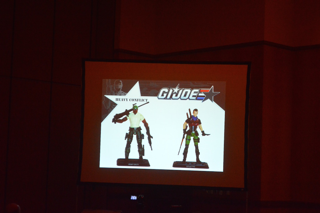 G.I. JoeCon 2016 – Hasbro Panel Video Coverage