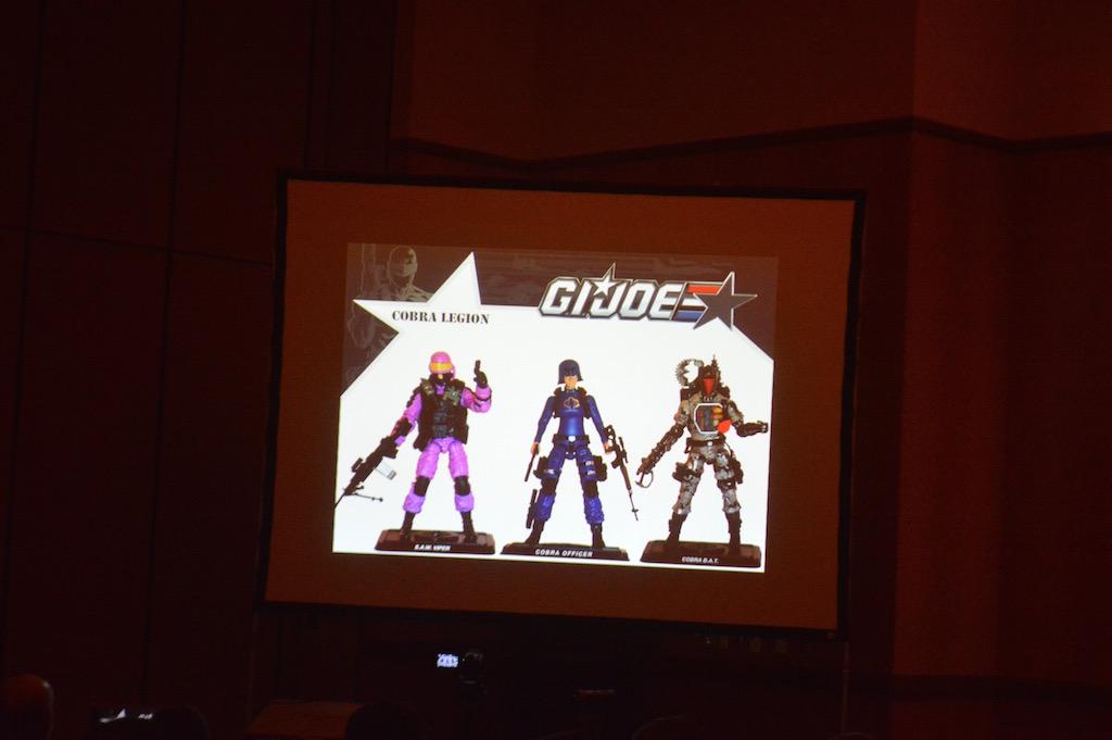 G.I. JoeCon 2016 – Hasbro Panel Coverage