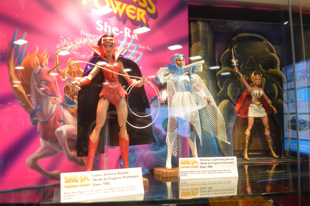 SDCC 2016: Mattel Preview Night Booth Coverage, & The End Of Mattycollector?!
