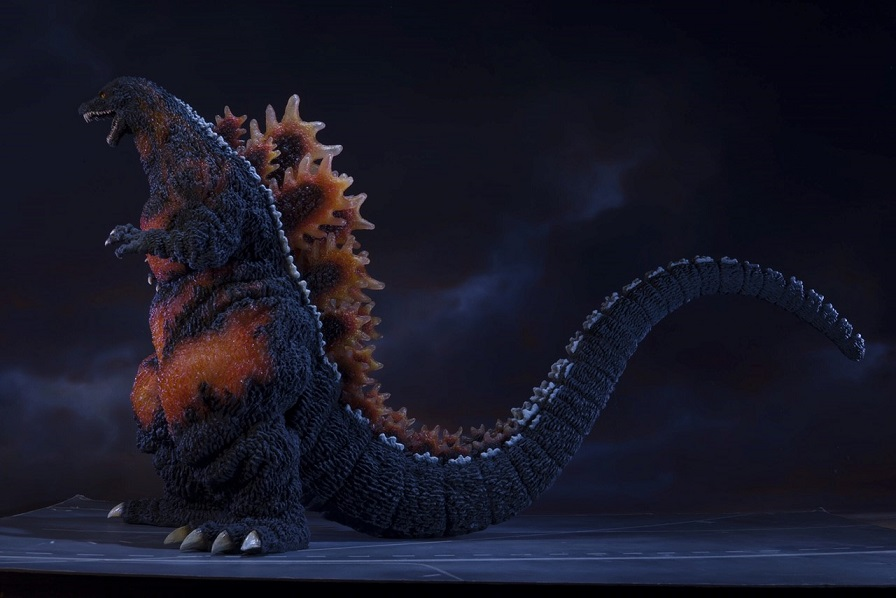 Bluefin Brings The Ultimate Godzilla Collectible To 2016 G-Fest Monster Convention