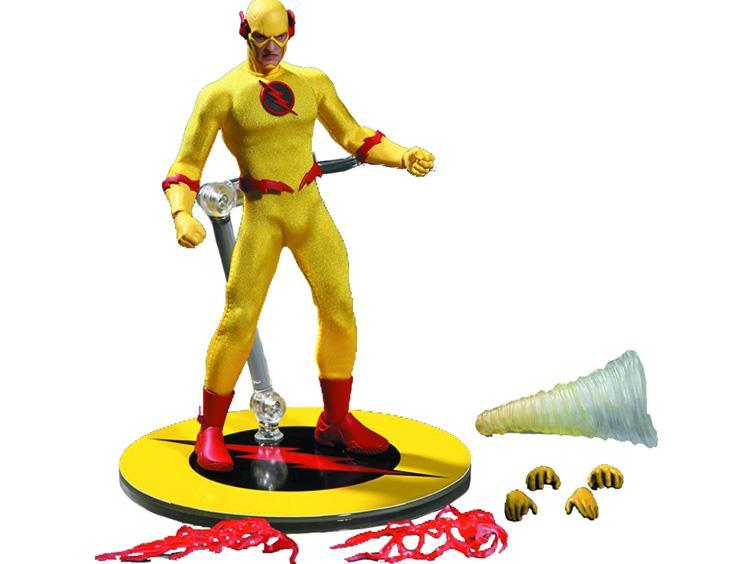 Mezco One:12 Collective DC Comics – Reverse Flash PX Previews Exclusive