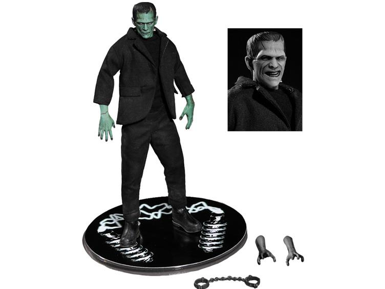 Mezco One:12 Collective Universal Monsters – Frankenstein Color PX Previews Exclusive