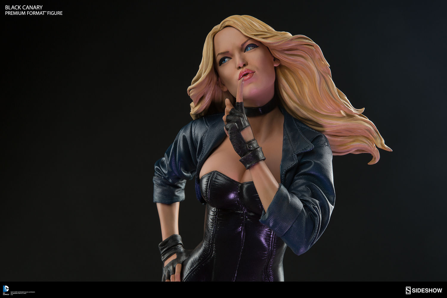 Sideshow Black Canary Premium Format Figure Pre-Orders