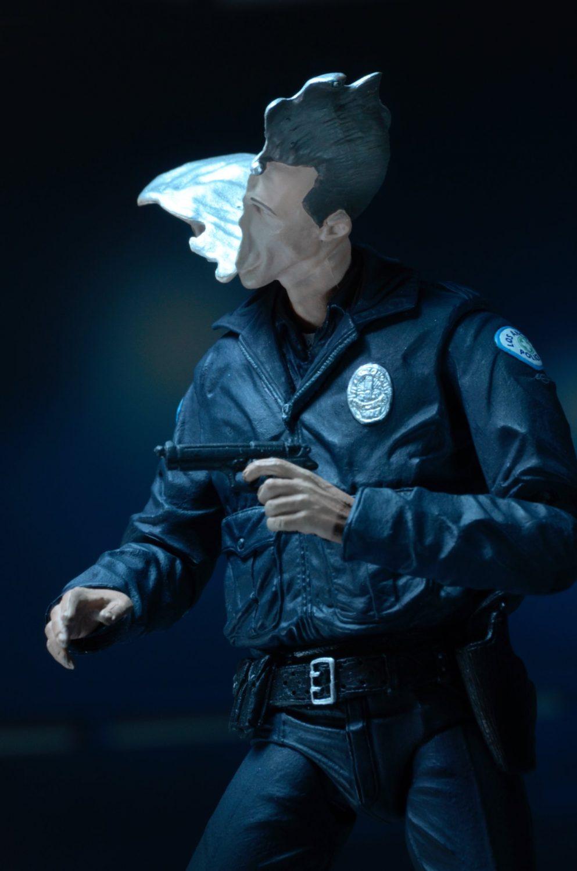 NECA Toys Previews Upcoming Terminator 2 T-1000 Figure
