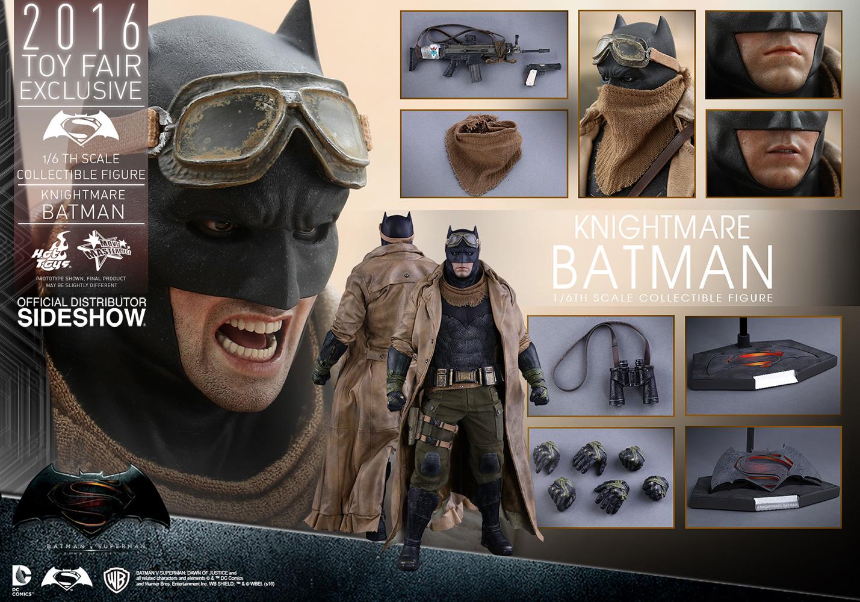 Sideshow ToyFair 2016 Exclusive Pre-Orders – Batman, The Joker & Iron Man