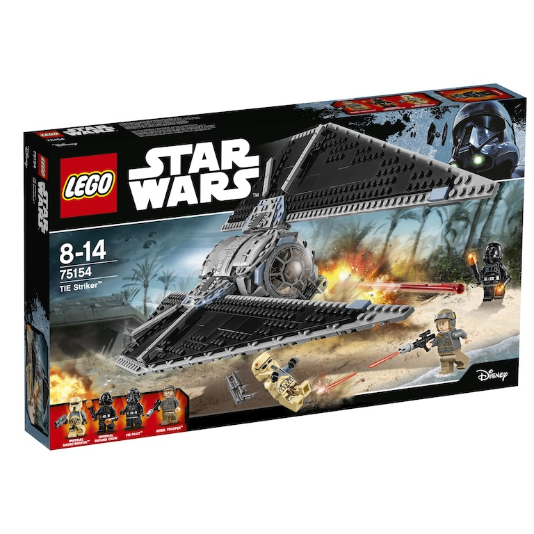 LEGO Rogue One: A Star Wars Story Products Official Press Release