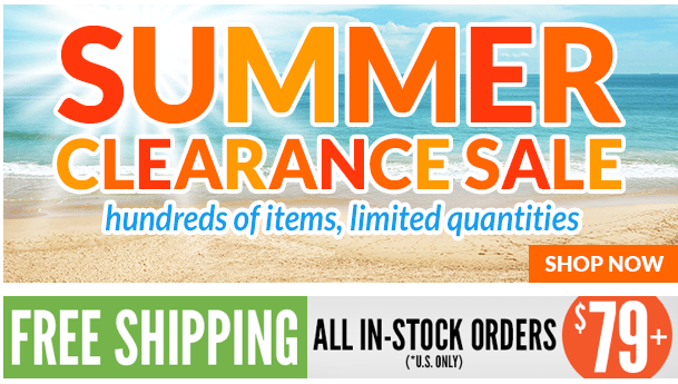 Entertainment Earth Launches Annual Summer 2016 Clearance Sale