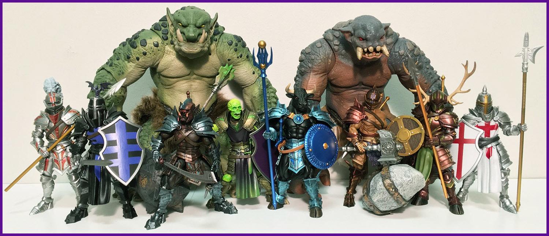 Four Horsemen Studios Mythic Legions: Covenant Of Shadow Pre-Order