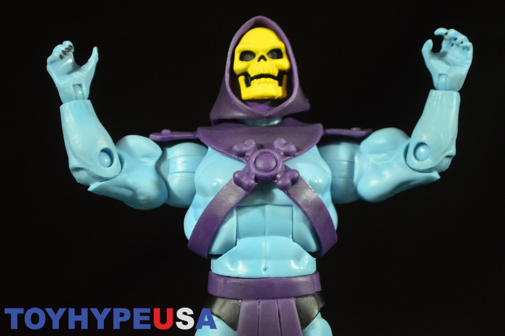 Masters Of The Universe Classics Club Grayskull Filmation Skeletor Review