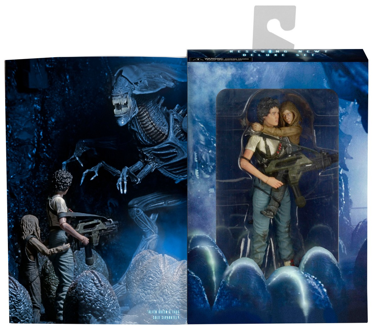 NECA Toys Announces Upcoming Aliens Ripley & Newt 2 Pack