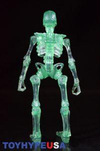 October Toys Skeleton Warriors Slime Green Translucent Skeleton Figure 04