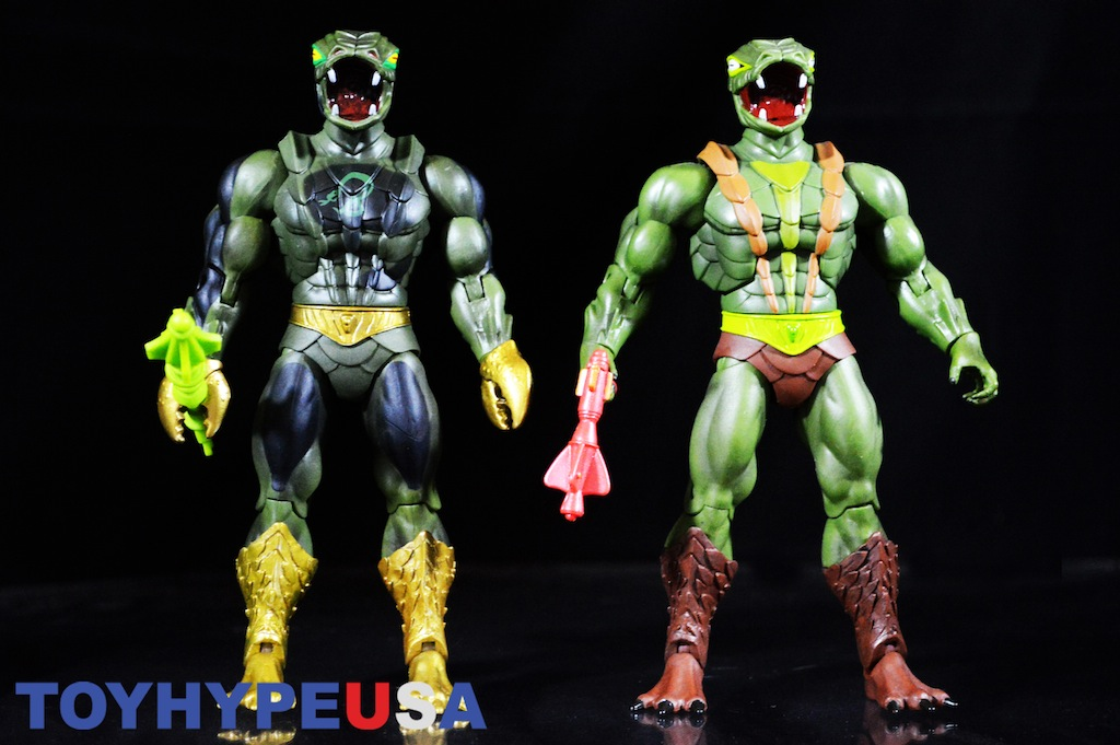 PowerCon 2016 Exclusive Masters Of The Universe Classics Camo Khan Review