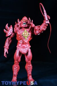 PowerCon 2016 Exclusive Masters Of The Universe Red Beast Man 06