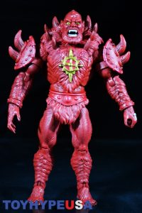 PowerCon 2016 Exclusive Masters Of The Universe Red Beast Man 07