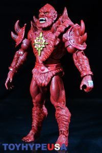 PowerCon 2016 Exclusive Masters Of The Universe Red Beast Man 09