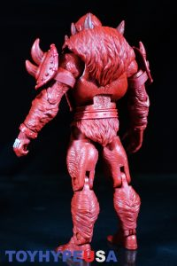 PowerCon 2016 Exclusive Masters Of The Universe Red Beast Man 11