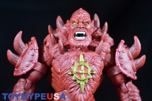 PowerCon 2016 Exclusive Masters Of The Universe Red Beast Man 12
