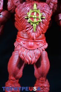 PowerCon 2016 Exclusive Masters Of The Universe Red Beast Man 16