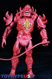 PowerCon 2016 Exclusive Masters Of The Universe Red Beast Man 20